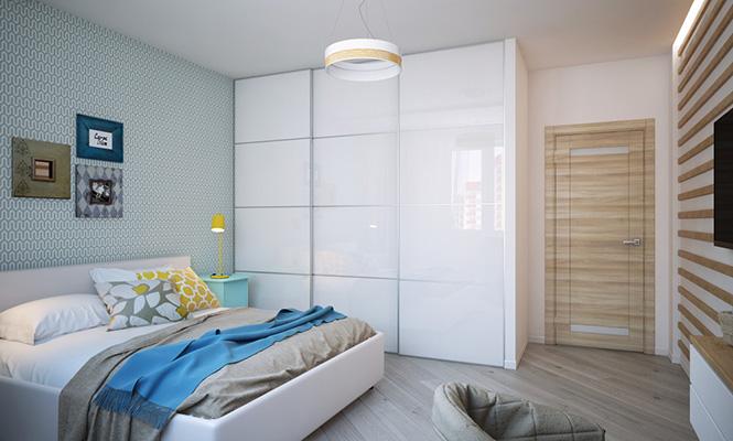 Những mẫu thiết kế nội thất cực đẹp cho căn hộ nhỏ 40m2