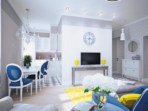 Nội thất màu xanh ngọc lục bảo giúp không gian sống của bạn hiện lên quá đỗi hoàn hảo