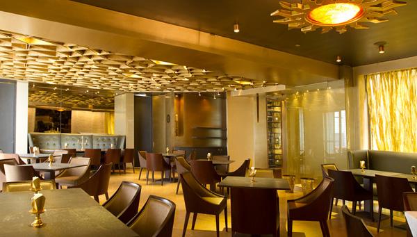 Thiết kế - Thi Công nội thất nhà hàng- khách sạn