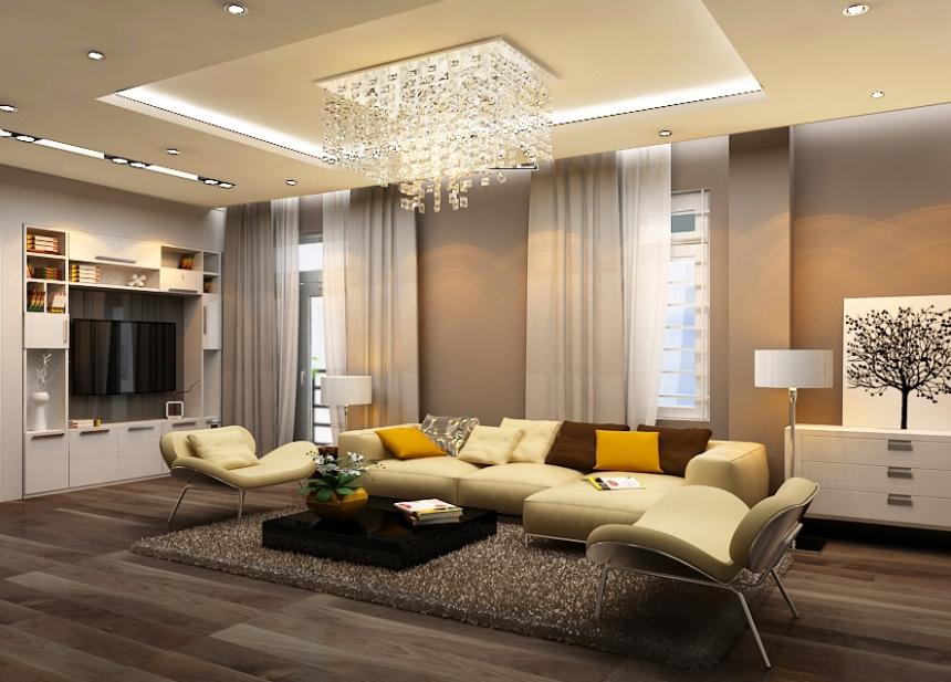 Thiết kế thi công nội thất căn hộ chung cư Botanica Premier Hồng hà