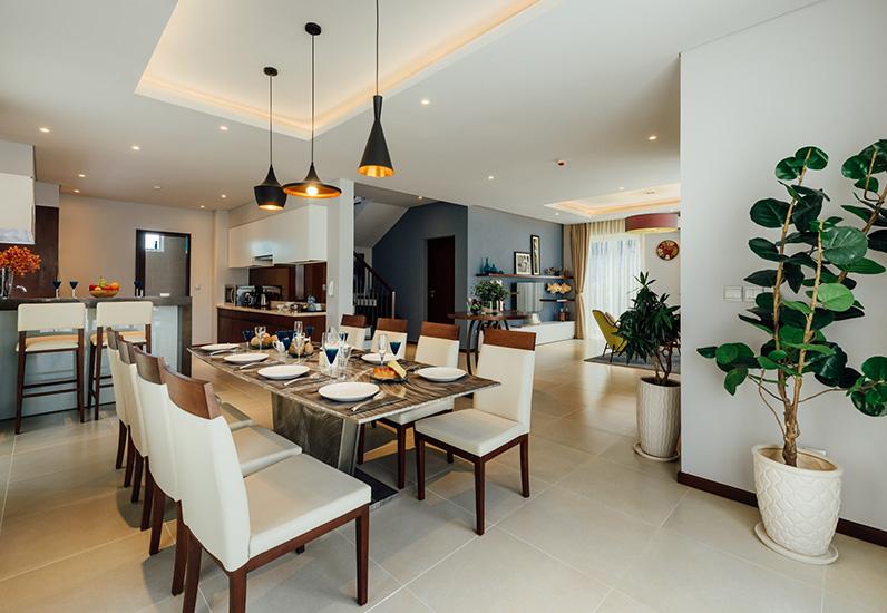 Tổng hợp những mẫu thiết kế thi công nội thất căn hộ Sunrise City Quận 7