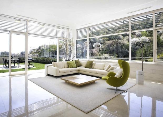 Phong cách Eco trong thiết kế nội thất