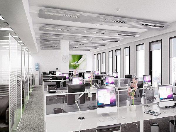 Thi Công nội thất văn phòng quận Bình Tân