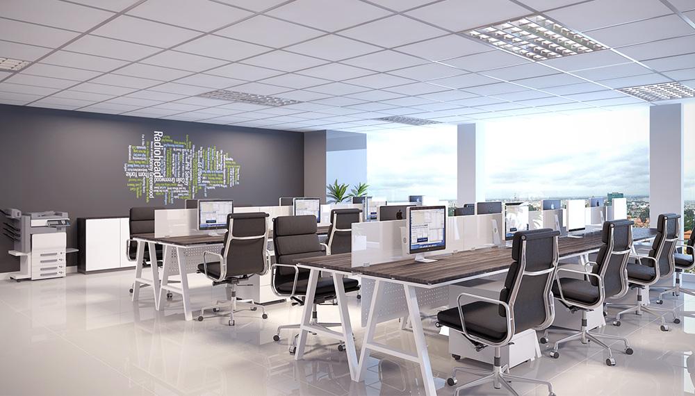 Thi Công nội thất văn phòng quận Phú Nhuận