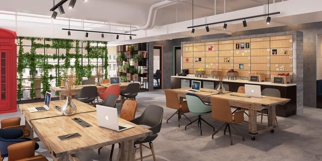 Thi Công nội thất văn phòng tại Gò Vấp