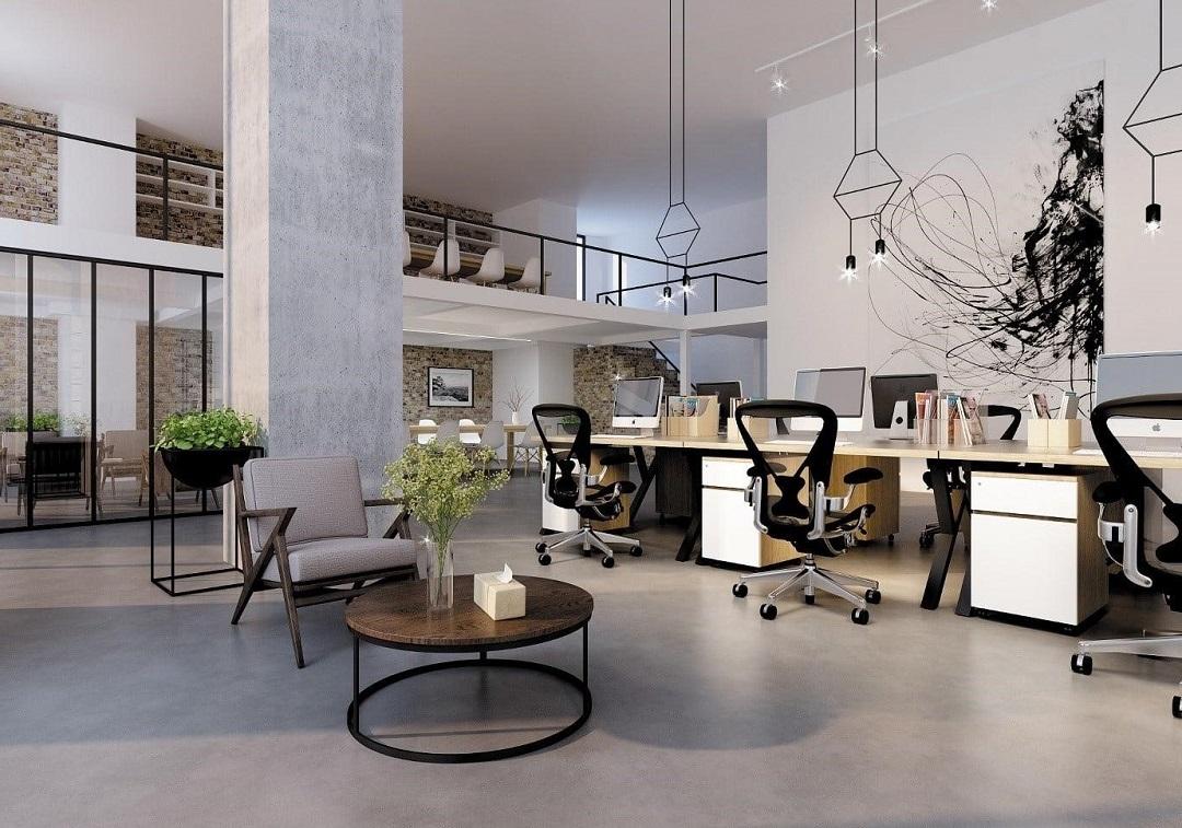 Thi Công nội thất văn phòng tại quận Gò Vấp