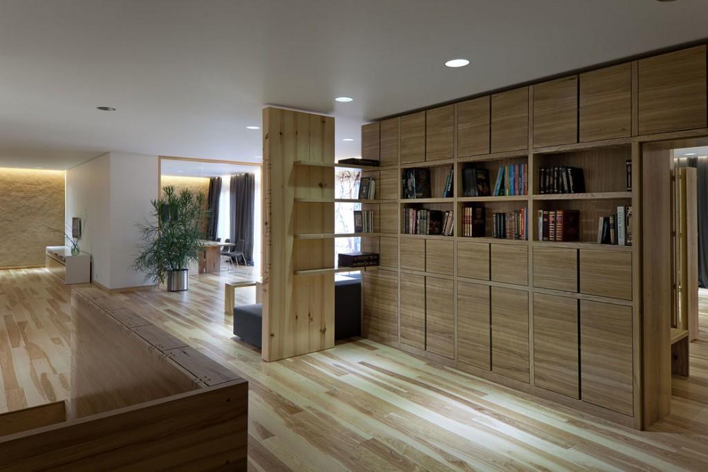Thiết kế nội thất với gỗ tự nhiên: Nâng nhà bạn lên một tầm cao mới