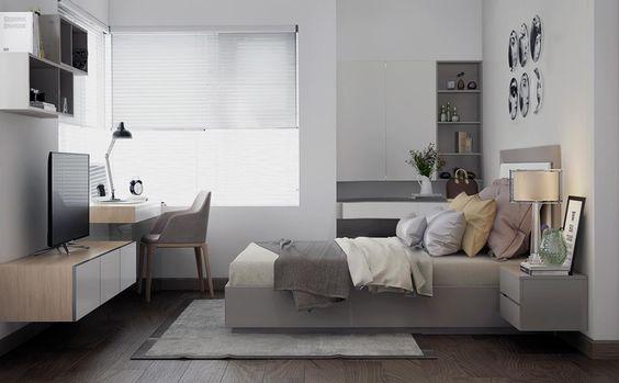 Thiết kế thi công nội thất chung cư Bình Chánh