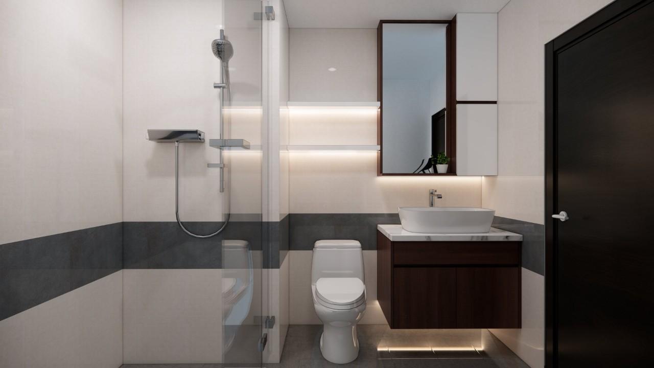 Thiết kế thi công nội thất chung cư Gò Vấp
