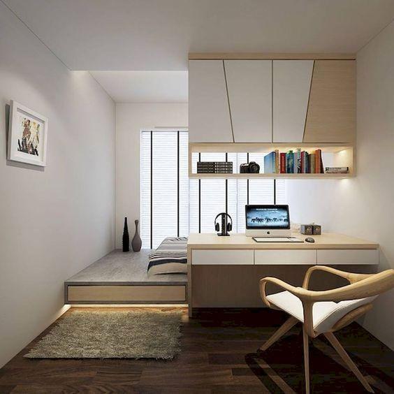 Thiết kế thi công nội thất chung cư Hóc Môn
