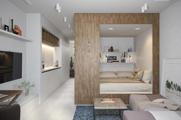Thiết kế thi công nội thất chung cư quận 1