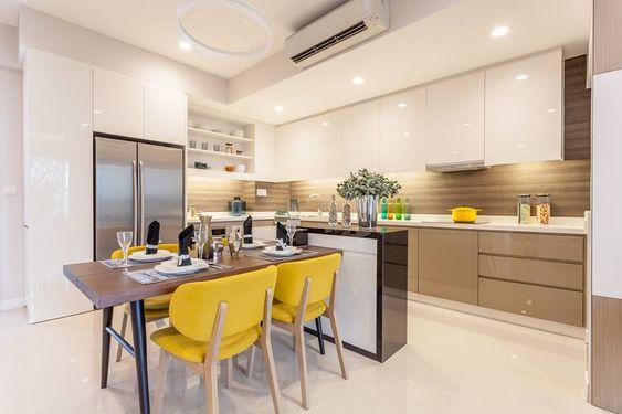 Thiết kế thi công nội thất chung cư quận Phú Nhuận