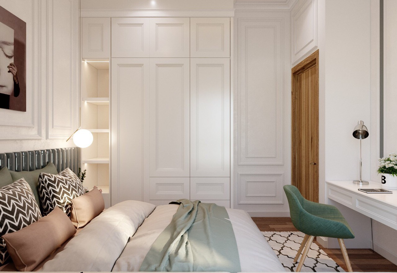 Thiết kế thi công nội thất chung cư quận Tân Bình