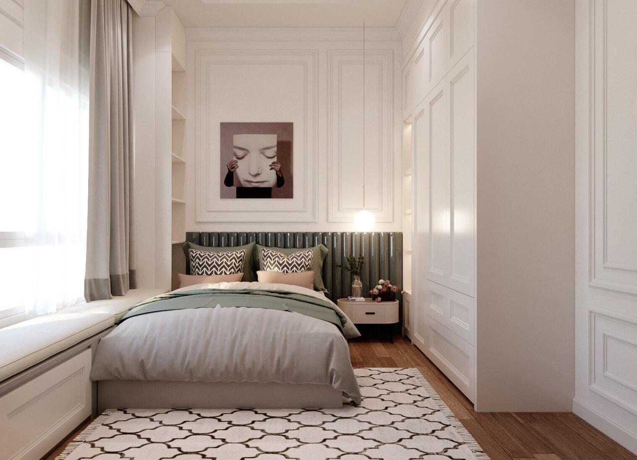 Thiết kế thi công nội thất chung cư quận Thủ Đức