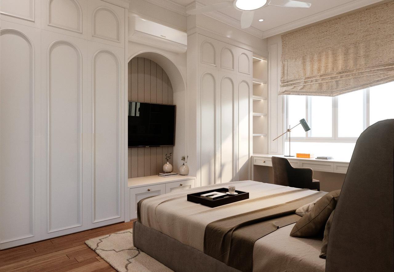 Thiết kế thi công nội thất chung cư Thủ Đức