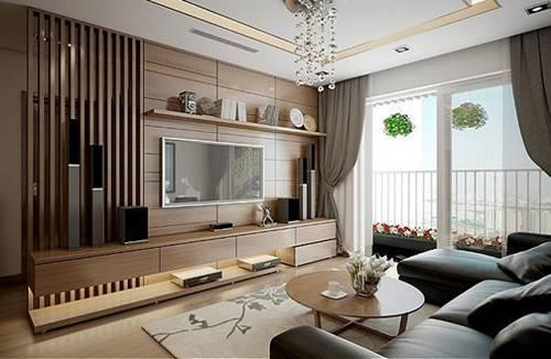 Thiết kế thi công trọn gói nội thất nhà chị Cẩm- Q2