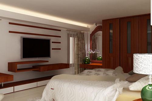 Trang trí nội thất khéo léo cho một căn hộ nhỏ
